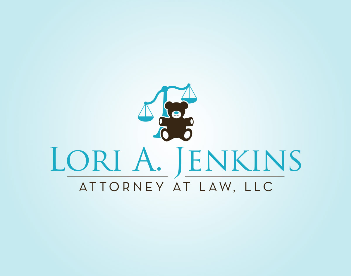 Lori A Jenkins, Attorney at Law Logo Development