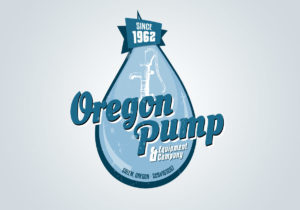 Oregon Pump & Equipment Company Logo Design