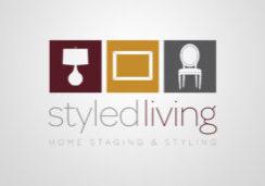 Styled Living Logo Design